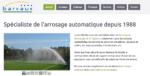 Barvaux Water Technics Spécialiste de l'arrosage automatique